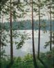 Utsikt över sjö