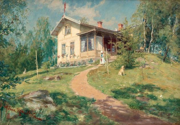 Villa Björkbacken, Bukowskis