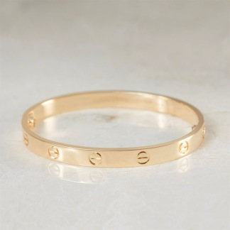 Cartier - Love bracelet Gold