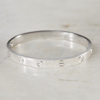 Cartier - Love bracelet Silver
