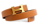 Hermes belt brown