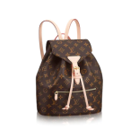 LV BACKPACK BROWN