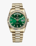 Rolex Day-Date - Everose Gold - Stainless Steel