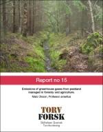Projektrapport nr 19, Torv Forsk