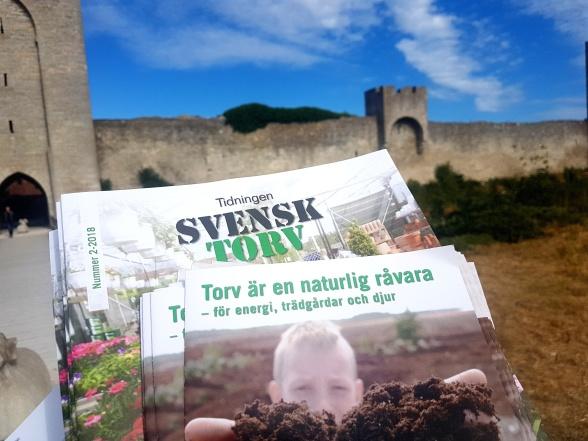 Branschföreningen Svensk Torv i Almedalen