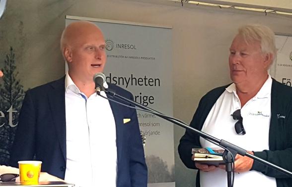 Henrik Brodin, Södra och Beng--Erik Löfgren, Svenska Pelletsförbundet