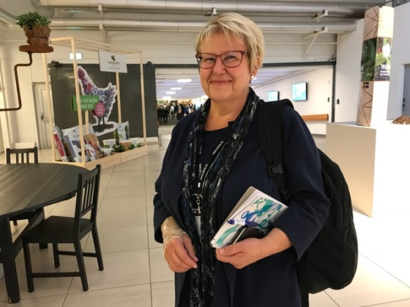 Eva Anflo, LRF Trädgård