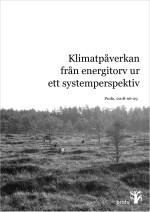 Projektrapport nr 16, Torv Forsk