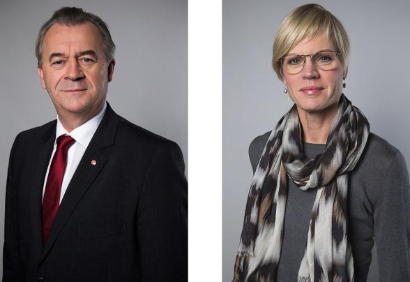 Sven- Erik Bucht svarar på angelägna frågor om torv via sin statssekreterare Elisabeth Backteman