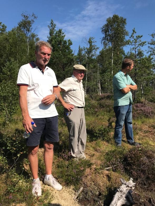 Lars Pettersson, Neova samt Jan-Åke Jansson och Daniel Jensen, Kristdemokraterna