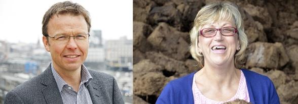 Gustaf Melin, foto: Anders Haaker och Ingrid Kyllerstedt, foto: Svensk Torv
