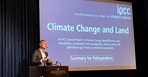 Johan Kuylenstierna, Klimatpolitiska Rådet