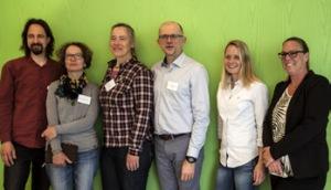 Erfarenheter från tre länder redovisades av Matthias Krebs, Silke Kumar, Sabine Jordan, Hannu Salo, Madelene Carlsson och Sofia Ekmark.