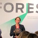 Johanna Sandahl, ordförande för Naturskyddsföreningen