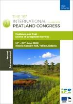 International Peatland congress 2020