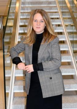 Landsbygdsminister Jennie Nilsson