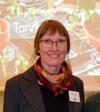 Pia Holmberg är hortonom och Senior Product & Garden Specialist på Hasselfors Garden AB. Pia är även Svensk Torvs representant i GME, Growing Media Europe, som är en organisation för producenter av od
