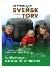 Tidningn Svensk Torv