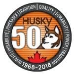Husky 50 år