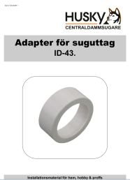 ADAPTER SUGUTTAG