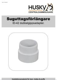 SUGUTTAGSFÖRLÄNG.
