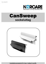 CANSWEEP SOCKELUTTAG