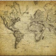 Världskarta, RAPPORT Favorit i repris
