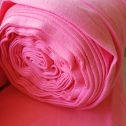 Neon Rosa Muddväv