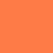 Neon Orange Muddväv