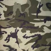 Militärgrön Camoflage TRIKÅ