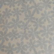 Kofttyg Courtelle Ljusblå Blomma