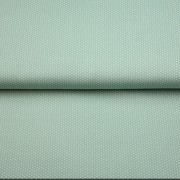 STENZO mintgrön trikå med mindre prickar