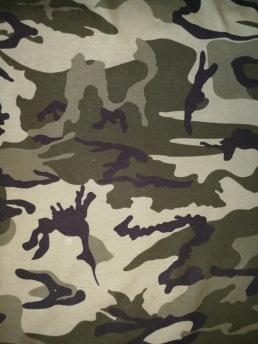 Militärgrön Camoflage TRIKÅ -