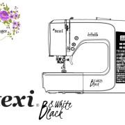 Svensk Manual Texi Black and White