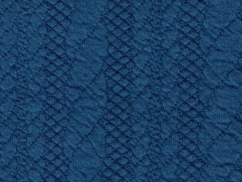 Kabelstickad Jaquard färg 44-20