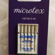 TEXI Schmetz Microtex 70/10