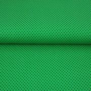 STENZO Grön med prickar