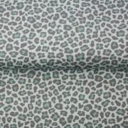 Leopard Mintgrön
