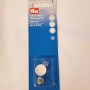 Extra insatser till colour snaps plasttryckknappar