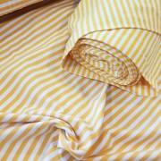 Filippa MUDDVÄV Randig Vit och gul