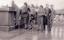 Skolresa Stockholm slutet av 50-talet
