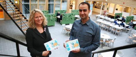 Konsult social innovation. Parlör för nyanlända energiexperter av Katarina Skalare och Basel Taleb på Kraftringen.  En ab 100 sociala innovationer som kan förändra Sverige.