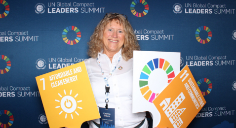 Konsult agenda 2030 i Skåne. Hjälp med att nå de globala målen? Katarina på Hållbart by Skalare AB i Malmö är konsult specialiserad på hållbarhet, agenda 2030 och de globala målen