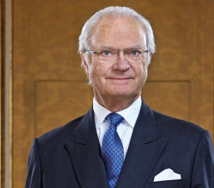 H.M. King Carl XVI Gustaf of Sweden, Patron of 5th WPPAC  2018