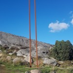 Change of Direction, Maria Miesenberger, brons, järn