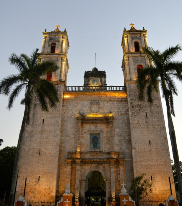 Valladolid Mexiko, Katedral San Gervasio