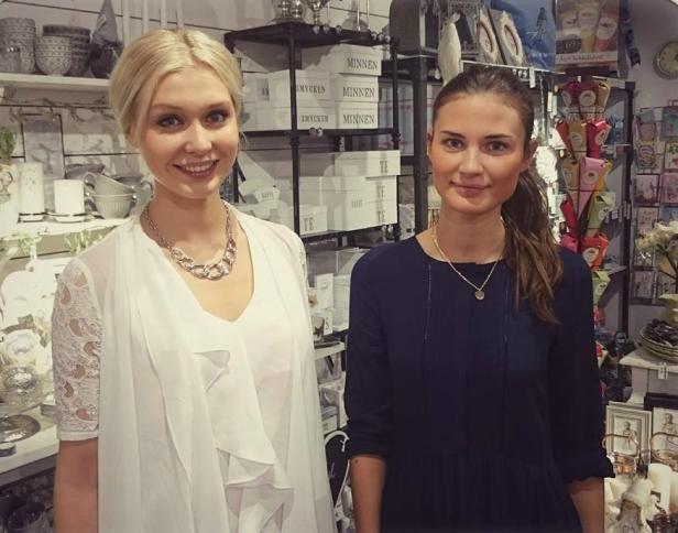 Under hösten 2014 anställde jag Lovisa och Minna, två superduktiga tjejer som det var riktigt roligt att få jobba med!