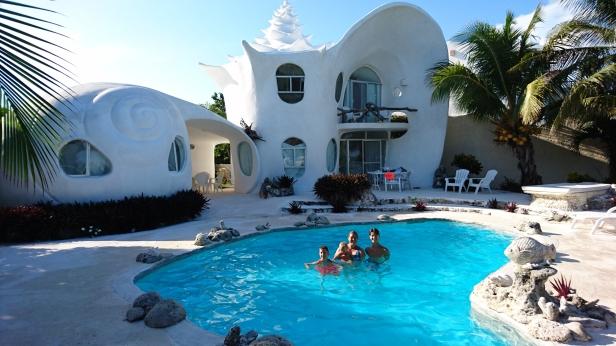Casa Coracol på Isla Mujeres