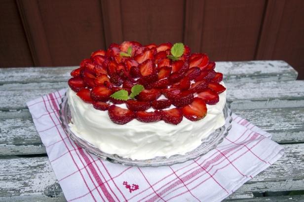 Ljuvlig tårtbild lånad från sakerjagbakar.se