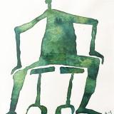 """""""Sitta på två stolar"""""""